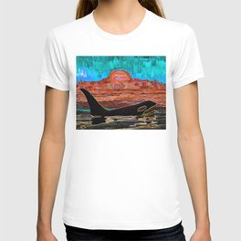 Orca Sunset T-shirt