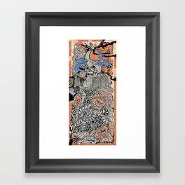 The Lucky Charms Framed Art Print