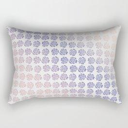 Roses pattern V Rectangular Pillow