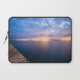 Watching the City lights II Laptop Sleeve