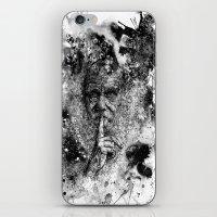 darwin iPhone & iPod Skins featuring Darwin by Psyca
