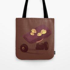 kind face car parts Tote Bag
