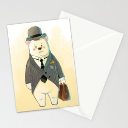 Mr.Polar Stationery Cards