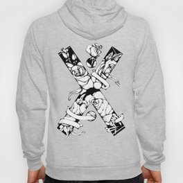 Not all X's are bad Hoody