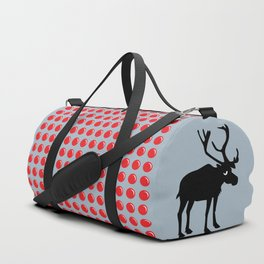 Angry Animals: Rudolph & Prancer Duffle Bag