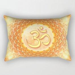 Lotos Om Rectangular Pillow
