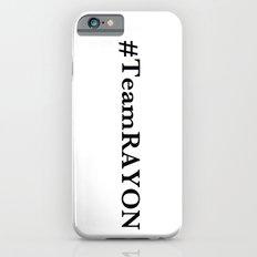 #TeamRAYON Rug iPhone 6s Slim Case