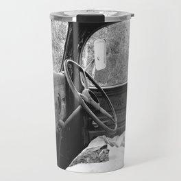 Abandoned Truck Travel Mug