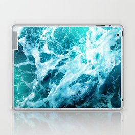 Out there in the Ocean Laptop & iPad Skin