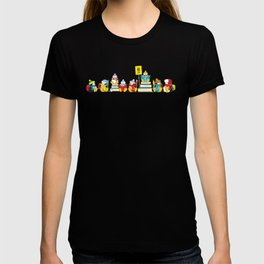 penguins going to school T-shirt