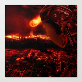 Futures End Canvas Print