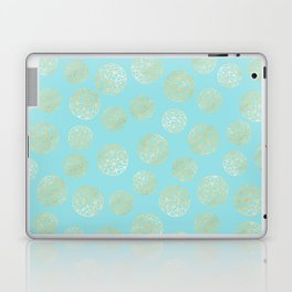 Golden Balls Laptop & iPad Skin