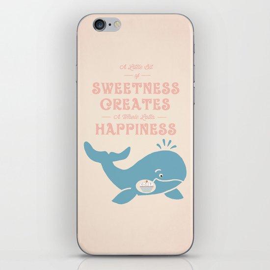 A Little Sweetness iPhone & iPod Skin