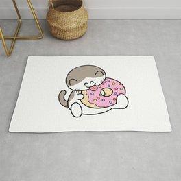 Donut Licker Rug