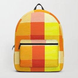 Sunny Patchwork Backpack