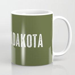 Deer: North Dakota Coffee Mug