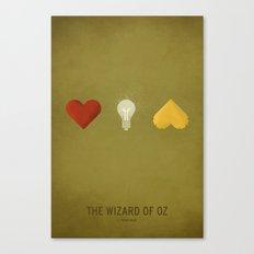 Oz  - NO TEXT Canvas Print