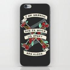 MARROW & BONE iPhone & iPod Skin