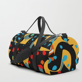 Energy Flow Abstract Art Life Duffle Bag