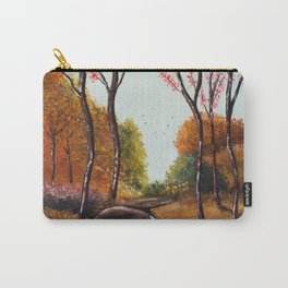 Höstlig Mantel Carry-All Pouch