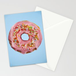 PINK DONUT Stationery Cards