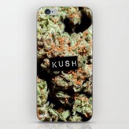 Kush iPhone Skin