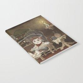 A Merrier World Notebook