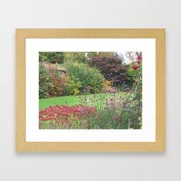 English Summer Framed Art Print