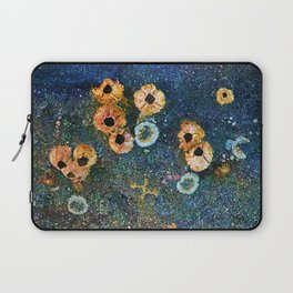Abstract beautiful barnacles Laptop Sleeve