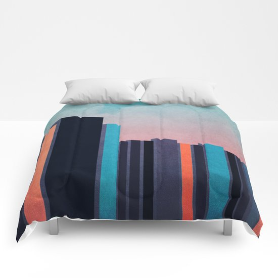 Skyline Comforters