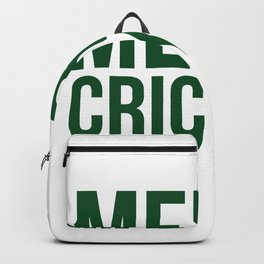 Merry Crickets Backpack