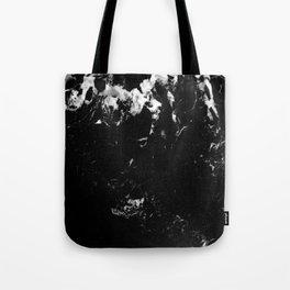 Black Marble #9 #decor #art #society6 Tote Bag