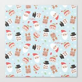 Christmas Cuties Canvas Print