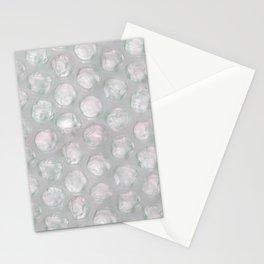 bubble foil negative Stationery Cards