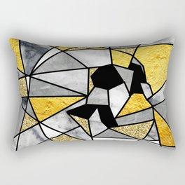 FRAGMENT SKULL Rectangular Pillow