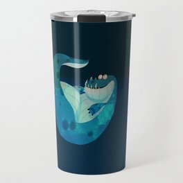 Water Dragon Travel Mug