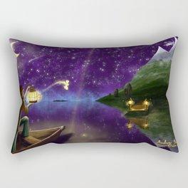 Releasing the Fairy Rectangular Pillow