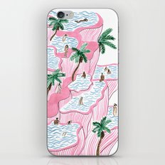 Pamukkale iPhone & iPod Skin