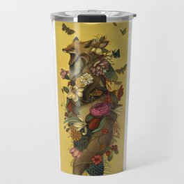 Fox Confessor Travel Mug