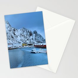 Not Fishing Today Stationery Cards