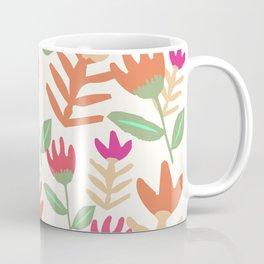 Dainty Flower Coffee Mug