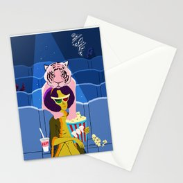 Oh, Silence! Stationery Cards