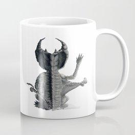 Nikademus, the Dragon Lute Player Coffee Mug