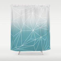 Simplicity 2 Shower Curtain