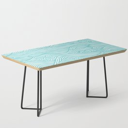 Waves Coffee Table