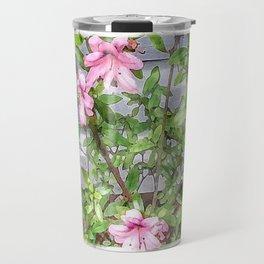The Beauty of Azaleas Travel Mug