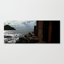 Giants Causeway Canvas Print