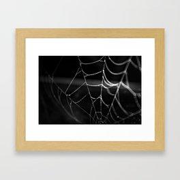 Complications. Framed Art Print
