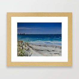 From Coogee Framed Art Print