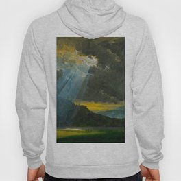 Penny Williams - Stormy Landscape - before 1885 Hoody